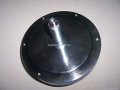 steel damping flywheel for magnetic sprint fitness cycles