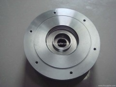 fitness industrial metal flywheel housing parts machined