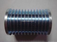 precision cnc turning electrical motor V-belt Pulley