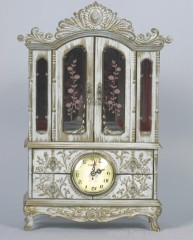 Musical Jewelry Cabinet