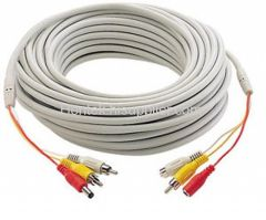 RCA and Dc Dual Cable