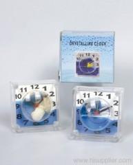 Square Acrylic Clock