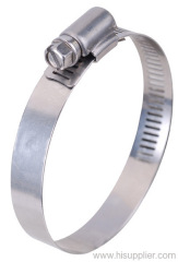 Wide Worm Gear Clamp