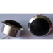 1'' Titanium Dome Tweeter w& Aluminum Housing