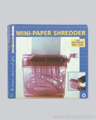 Paper Hand Shredder