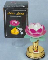 High Lotus Lamp
