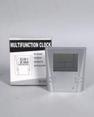 Multifunction Clock