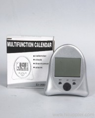 Multifunction Clock