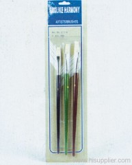 3pc Artists Brush