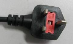 Moulded Non Rewirable BSI plug