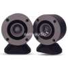"3.75"" Aluminum Bullet Horn w/ 1"" Super Tweeter Pair 