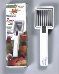 Plastic Fruit Cutter
