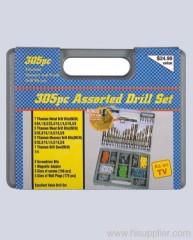 305pcs Drill Set