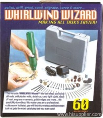 Whirlwind Wizard W/60 Accessories