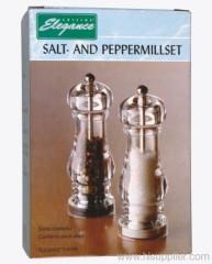 Salt-and Pepper Mill Set