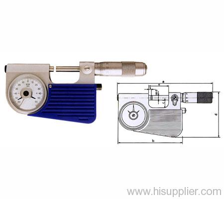 micrometer calipers
