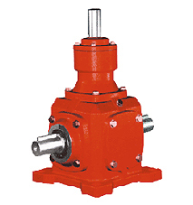 T gearbox