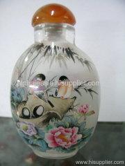 Crystal Sniff Bottle