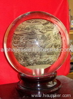 Crystal Ball Ornament