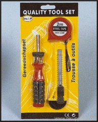3pc Combination Tools Set