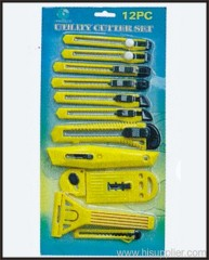 12pcs Cutter Set