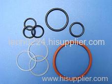 inch AS568 standard NBR orings