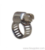 Mini worm drive Hose Clamp