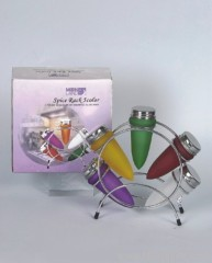5 Color Spice Rack