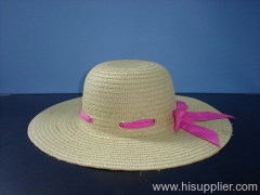 Ladies paper hat