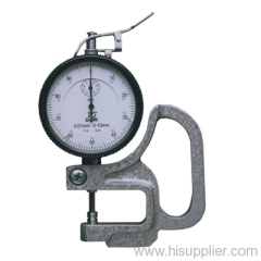 Throat-Depth Electronic Dial Thickness Gauge
