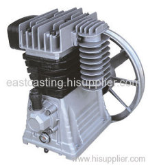 custom metal casting precision compressor parts international