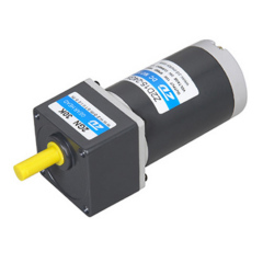 DC gear motor 6w-10w 24v low speed