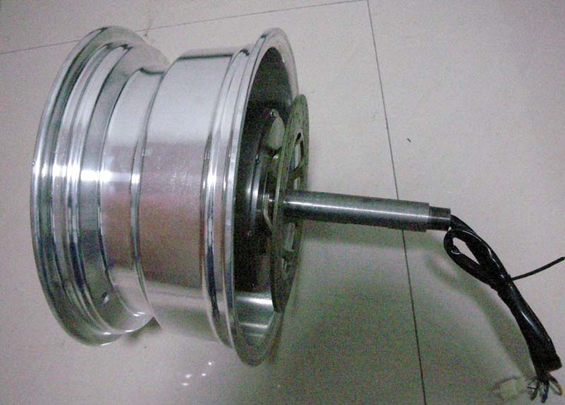 120V 5000W hub motor from China manufacturer - Gs Vehicle