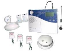 GSM Burglarproof Alarm System