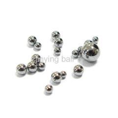 miniature deep groove steel ball
