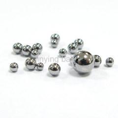 mini size steel ball