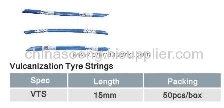 elastic plastic string