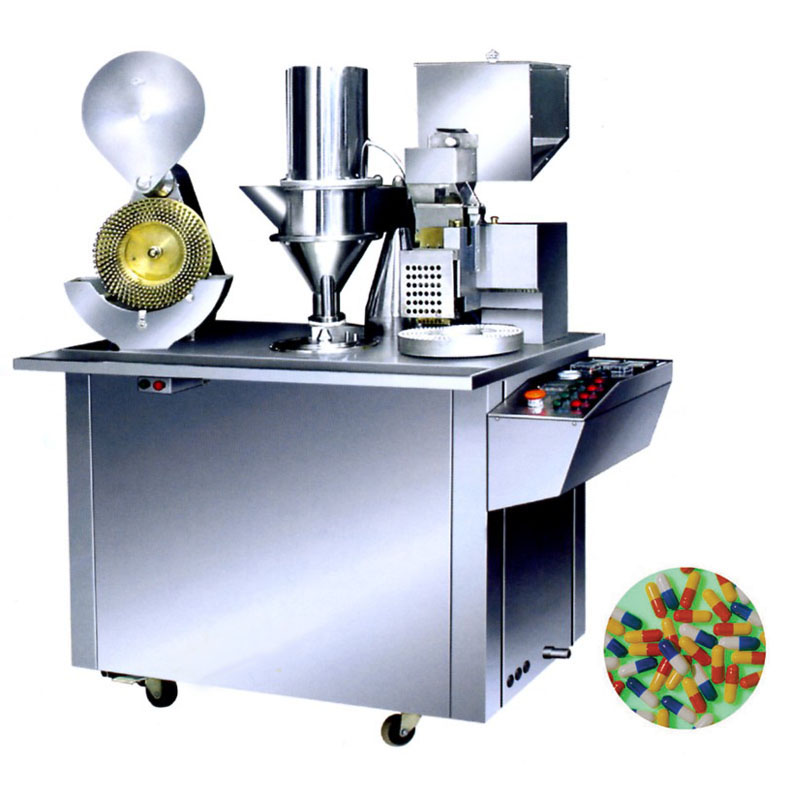 semi automatic capsule filling machine with button from. Black Bedroom Furniture Sets. Home Design Ideas