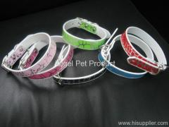 cotton pet collars