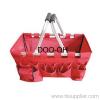 Fashionable Supermarket Shopping Basket