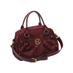 washed pu handbags