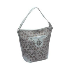 shining pu handbag