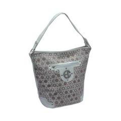 shining pu handbag