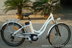 CE Electric city bike