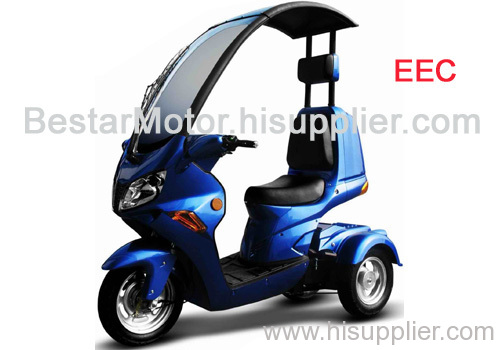 Three Wheel Electric Scooter Eec Dm82 Manufacturer From China Ningbo Bestar Co Ltd