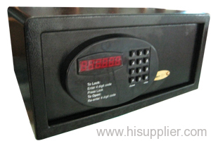 small strong steel safe