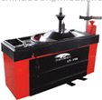 tyre changer and tyre balancing