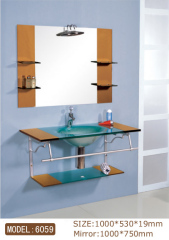 mdf bathroomcabinet