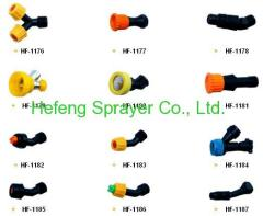 Sprayer nozzle