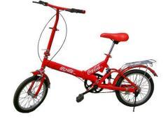 folding bike 16''